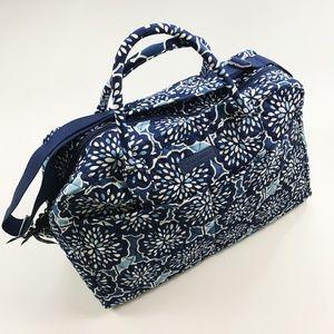 Vera Bradley Petal Splash Weekender Travel Bag